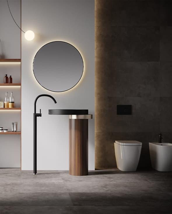 Badspiegel Beleuchtet Zu Top Preisen