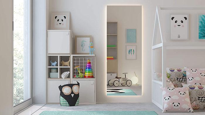 Spiegel Im Kinderzimmer