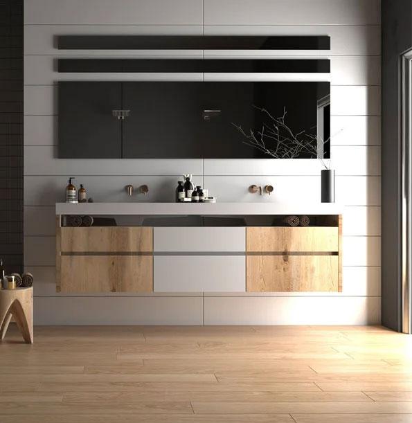 Led Badspiegel Badezimmerspiegel Und Spiegel Nach Mass Kaufen