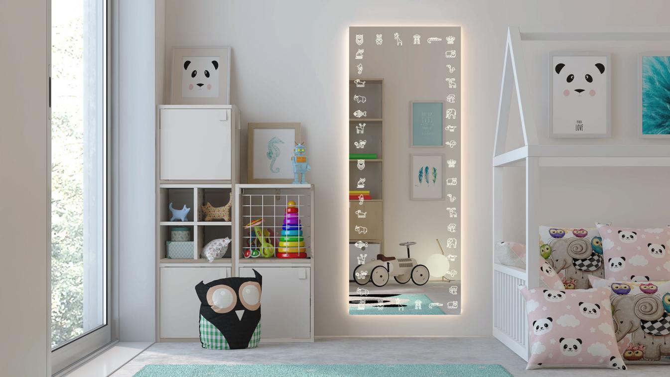 Wandspiegel, Ganzkörperspiegel nach Maß kaufen