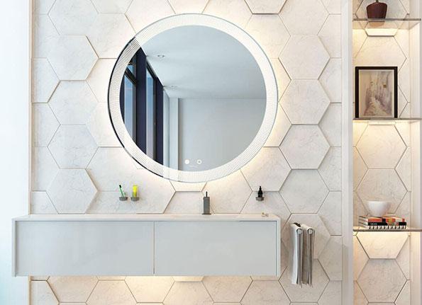 Fabulous LED Badspiegel, Badezimmerspiegel und Spiegel nach Maß kaufen QD19