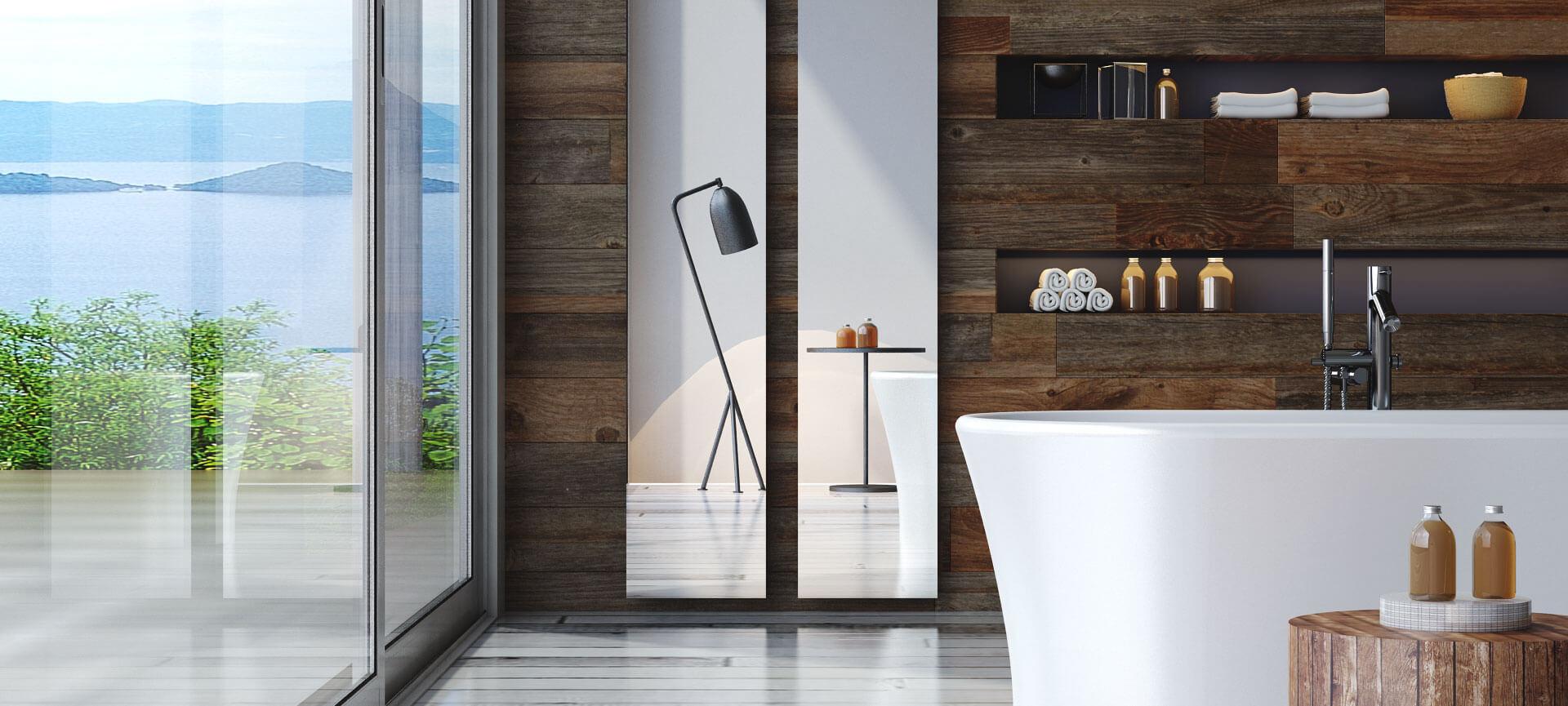 LED Badspiegel, Badezimmerspiegel und Spiegel nach Maß