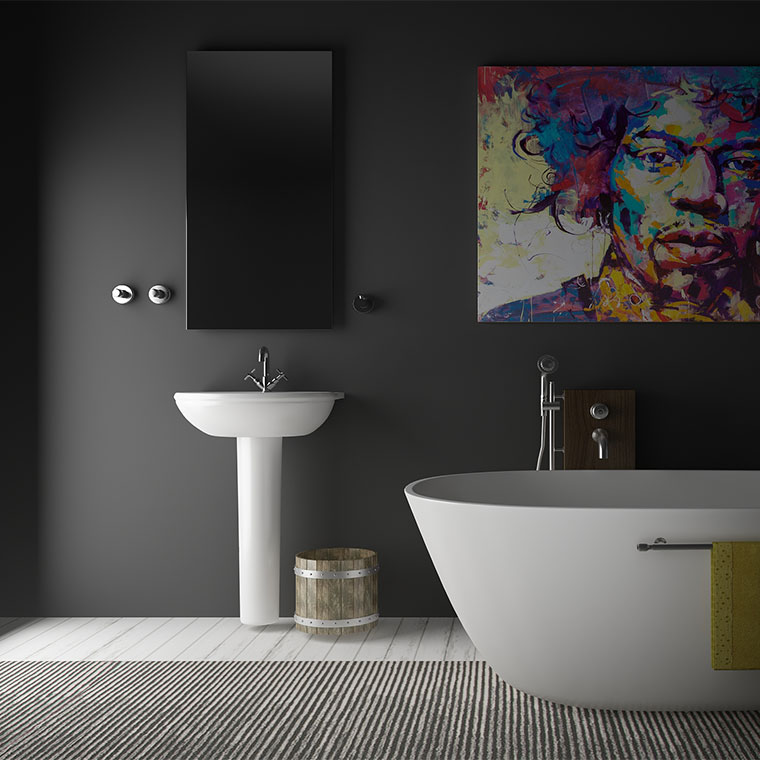 LED Badspiegel, Badezimmerspiegel und Spiegel nach Maß kaufen