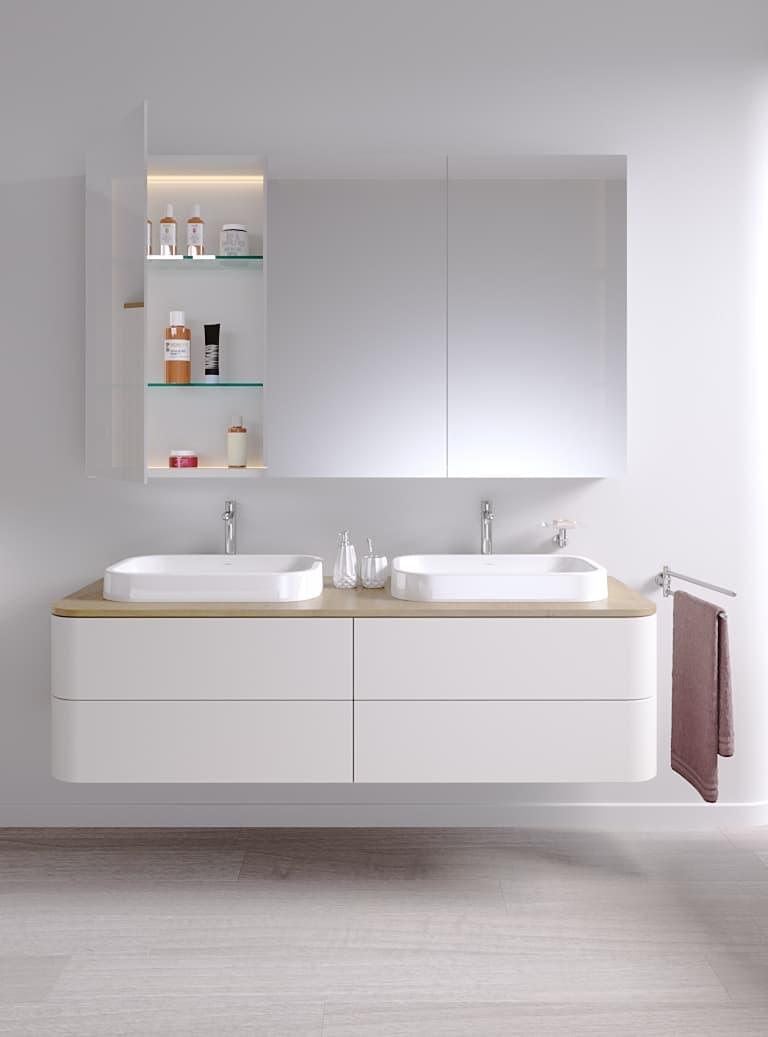 LED Badspiegelschrank   Spiegelschrank kaufen »
